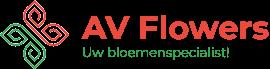 AV Flowers logo